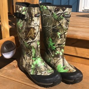 Baffin Waterproof Rubber Boots - Size 13 Brand New